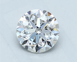 Diamant Rond 1.01ct D/IF certifié GIA, LOW RESERVE PRICE !!!!