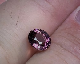 2.37 Carat Round Cut Hot Pink Tourmaline  JC