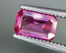 1.06 Crt Ruby Unheated Gil Certified Faceted Gemstone