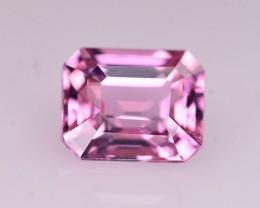 0.75 Ct Marvelous Color Natural Pink Burmese Spinel~ ARA