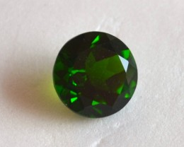 1.89 Carat Round Cut Fine Chrome Diopside