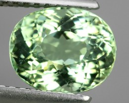 2.40  CTS GENUINE NATURAL GREEN ULTRA RARE  TOURMALINE NR!