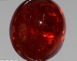 11.60 CTS EXQUISITE NATURAL UNHEATED OVAL SPESSARTITE CAB