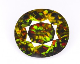 8.85 Ct AAA Grade Top Quality Natural Chrome Sphene ~ Skurdu Pakistan