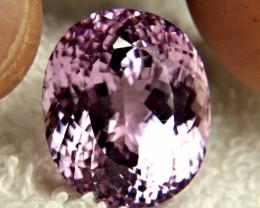 38.1 Carat Vibrant Pink Himalayan VVS Kunzite - Superb