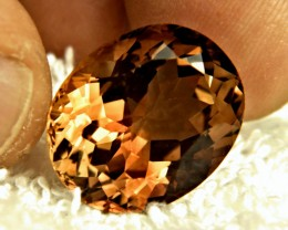 26.42 Carat Golden Brazilian VVS1 Topaz - Gorgeous