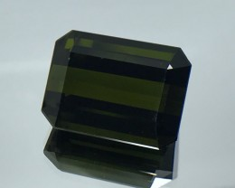 44.87 CT NATURAL GREEN TOURMALINE 2000$ QUALITY GEMSTONE  GT1