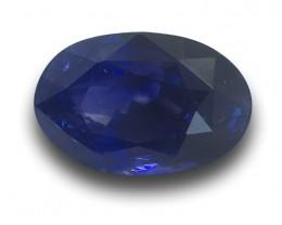 Natural Royal Blue Sapphire|Loose Gemstone| Sri Lanka - New
