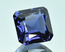 2.51 Cts Certified Natural Beautiful Sri Lankan Cobalt Blue Spinel