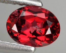 Magnificient Top Sparkling Intense red Sri-lanka Spinel !!!