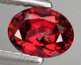 Magnificient Top Sparkling Intense red Sri-lanka Spinel !!!