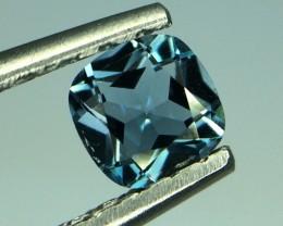 0.61 Crt Natural Topaz Faceted Gemstone (987)