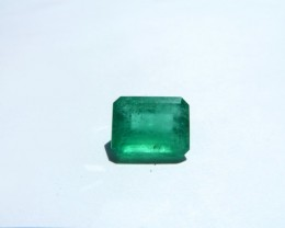 3.01 Colombian Emerald (Certified)