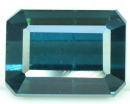 2.00 cts Untreated Indicolite Blue Afghan Tourmaline