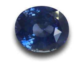 Natural Blue Sapphire|Loose Gemstone| Sri Lanka - New