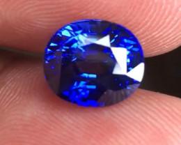 Natural Blue Sapphire|Loose Gemstone| Sri Lanka - New