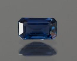Blue Sapphire 1.08 ct Sri Lanka GPC Lab