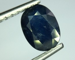 3.36 Crt Natural Sapphire Faceted Gemstone Sp05