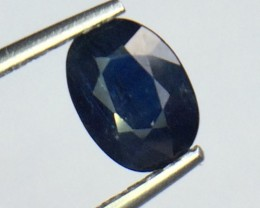 1.77 Crt Natural Sapphire Faceted Gemstone Sp07