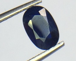 2.09 Crt Natural Sapphire Faceted Gemstone Sp08