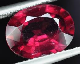 3.55 Crt  Beautiful Rhodolite Garnet Gemstone ~ Africa
