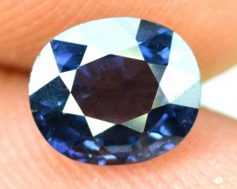 35.55 Cts Lot of cts Oval  and Round Cut Cobalt Blue Spinel Ceylon Unheated