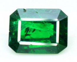 0.95 cts  cts Super Quality Deep Green Emerald Gemstone From Panjshir