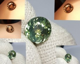 UNHEATED CERTIFIED 1.19 CTS NATURAL BEAUTIFUL EXTREMELY RARE ALEXNNDRITE  S
