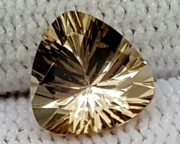 1.55CT FANCY CITRINE BEST QUALITY GEMSTONE IGC442