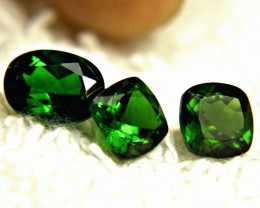 3.76 Tcw. VS Russsian Chrome Diopside - Gorgeous