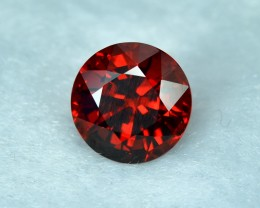 4.7 Cts Marvelous Round Spessartite Garnet Perfect For Ring