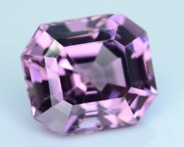 AAA Grade Spinel 3.63 ct Purplish Pink Beautifully Cut frm Burma SKU.3