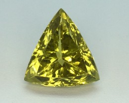 13.35 Crt Natural Lemon Quards Faceted Gemstone (989)