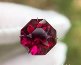 Top Color Rubellite - 6.21 carats
