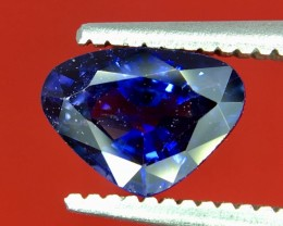 0.92 Crt GIL Certified Sapphire Faceted Gemstone (R 178)