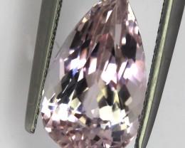8.40ct Sparkling Sweet Kunzite Gem VVS No reserve ~