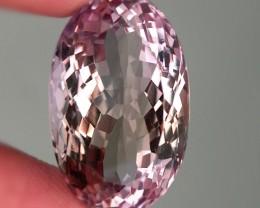 16.88ct Pale Pastel Ametrine VVS lovely stone - No reserve
