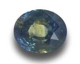 Natural Bi-Colour Sapphire |Loose Gemstone| Sri Lanka - New