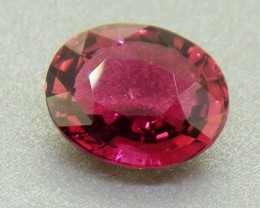 PINK Tourmaline - Untreated Certified 4.69 ct (00896)