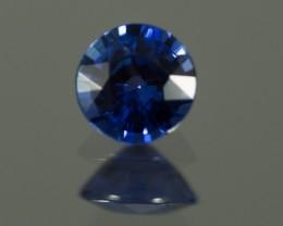 Blue Sapphire 0.81 ct Sri Lanka GPC Lab