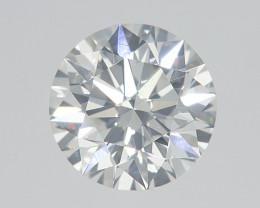 GIA 0.51 ct Diamond  Si1/H  3 x EX GPC Lab