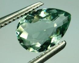 1.10 Crt Natural Paraiba Tourmaline Gil Certified Top Cut Gemstone