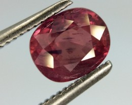 1.30 Crt Natural Ruby Unheated Certified Gemstone