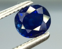 0.77 Crt Natural Sapphire Unheated Faceted Gemstone (999)