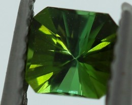 ---CERTIFIED--- 0.33 carats Chrome Tourmaline - NO treatment  ANGC 758