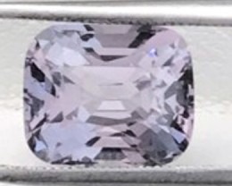 Large 3.25ct Luminous Grey Spinel - Burma F93