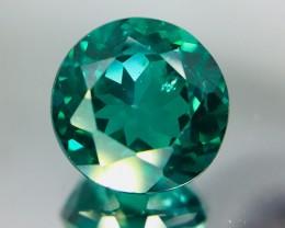 4.50 Crt Green Topaz Faceted Gemstone (R 179)