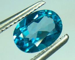 1.04 Crt Natural Topaz Faceted Gemstone (991)