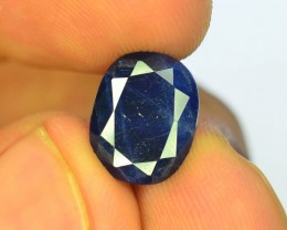4.30 ct Natural Untreated Sapphire ~Afghanistan