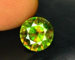 AAA Color 2.15 ct Chrome Sphene from Himalayan Range Skardu Pakistan